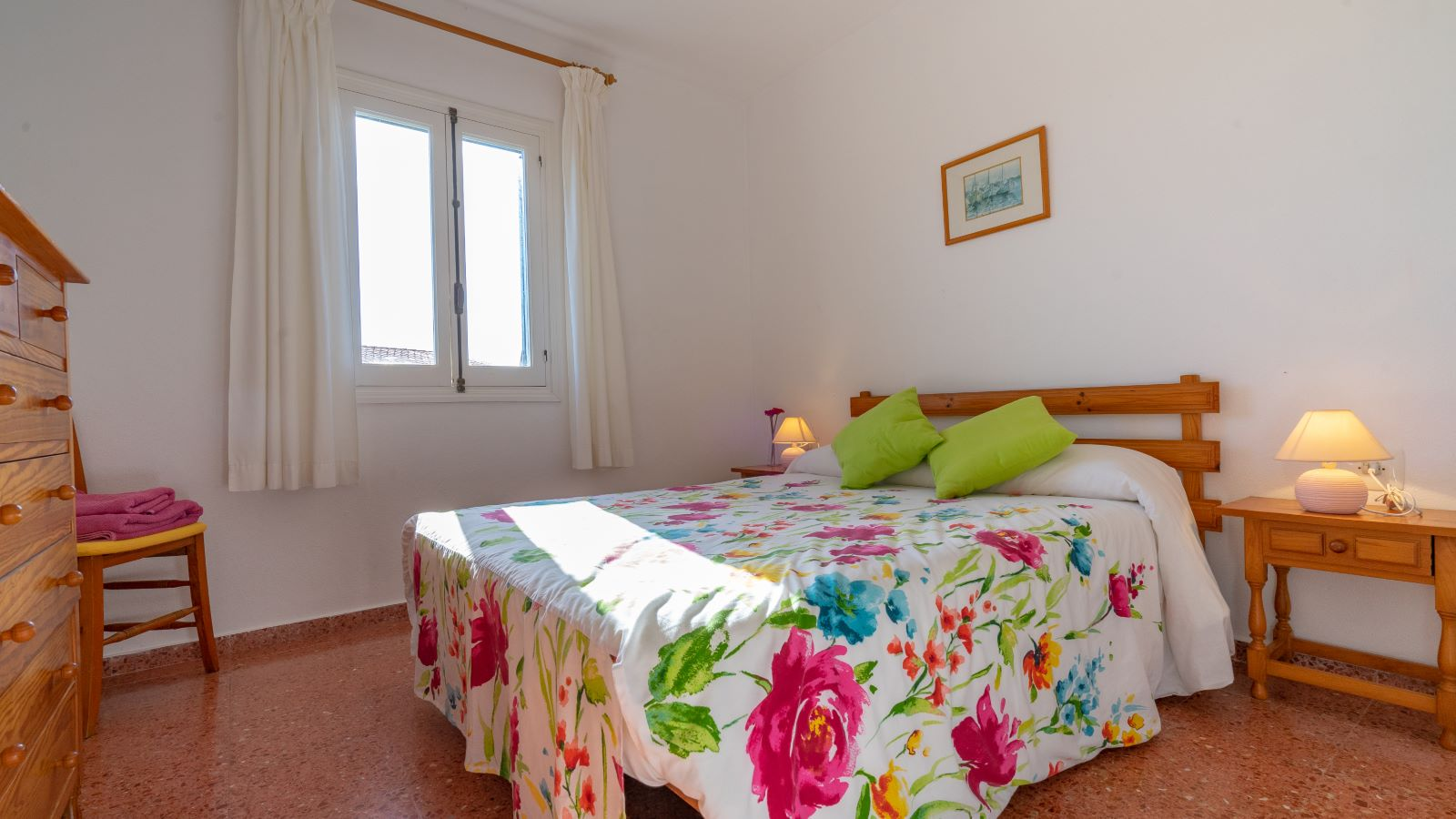 Apartment in Cala Canutells Ref: V2691 12