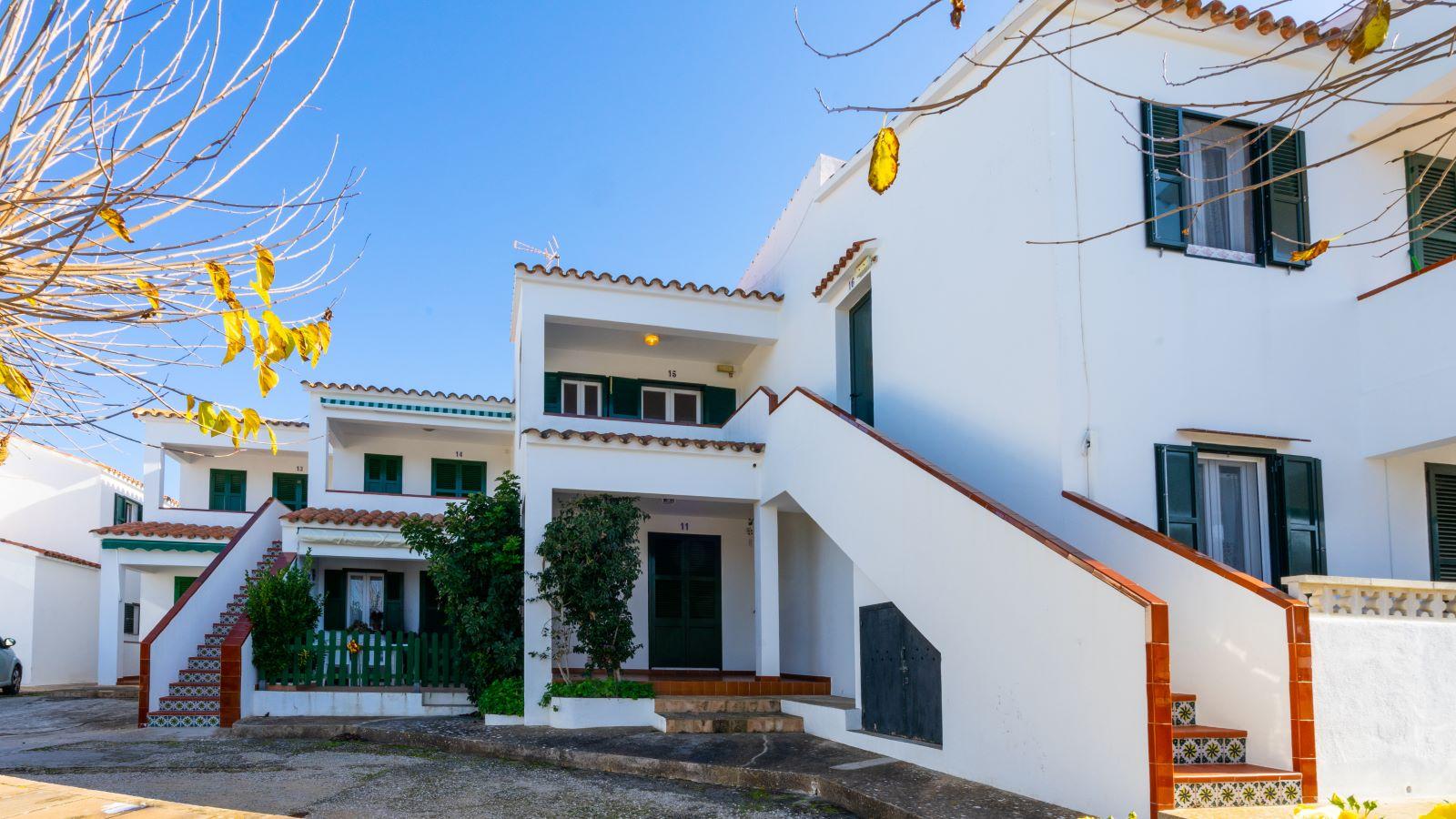 Apartment in Cala Canutells Ref: V2691 22