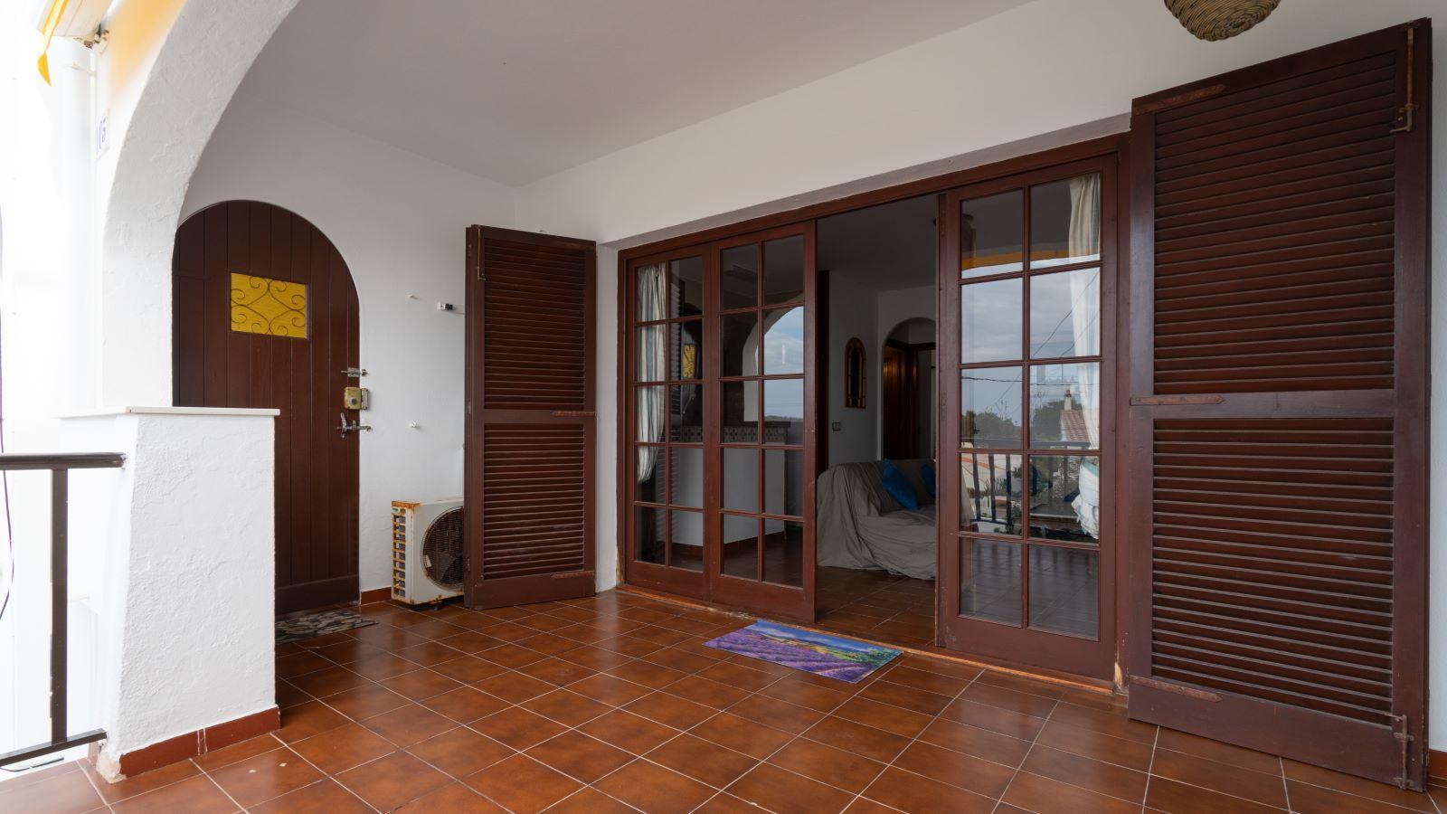 Wohnung in Cala'n Porter Ref: V2709 5