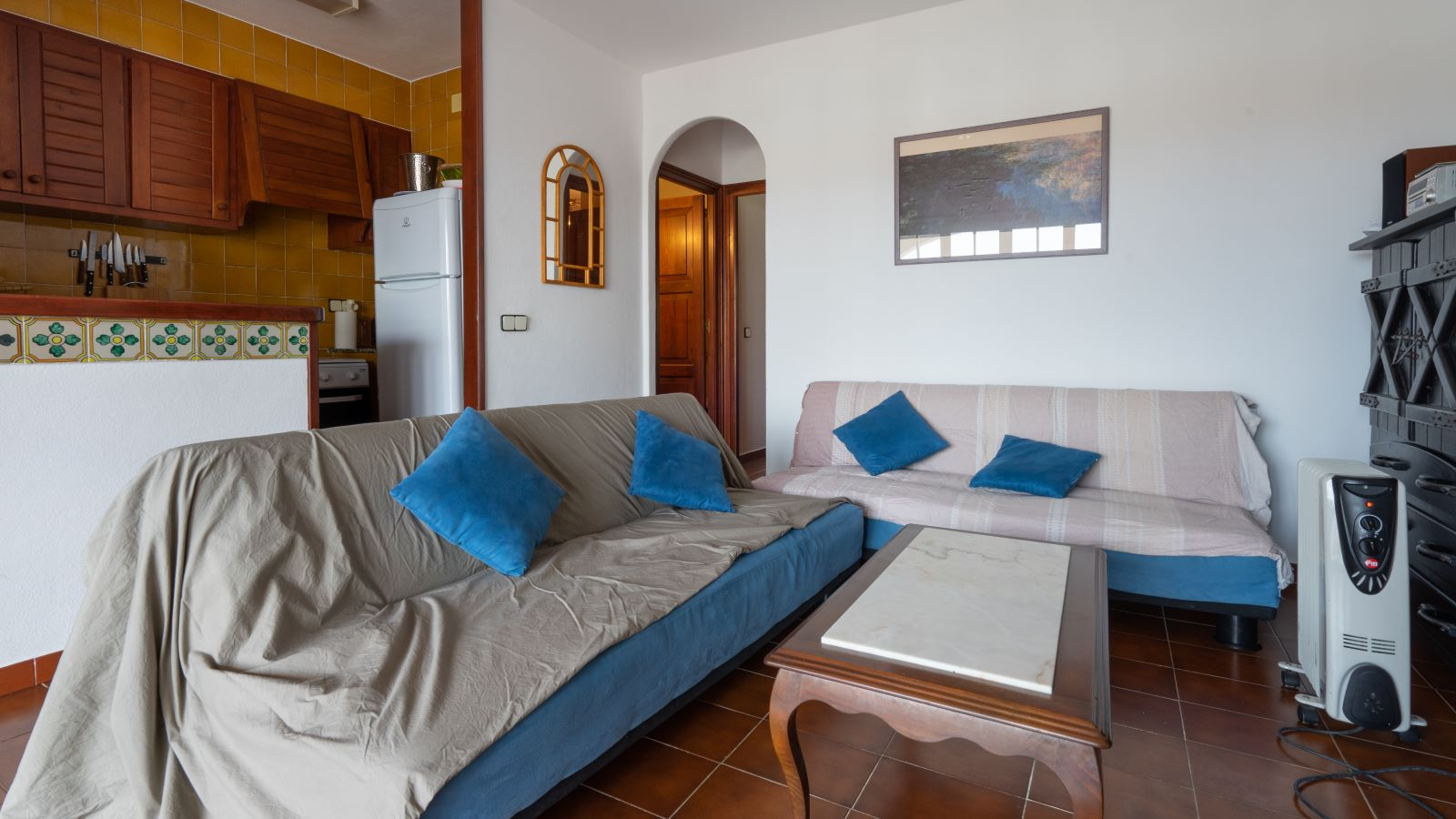Apartment in Cala'n Porter Ref: V2709 7