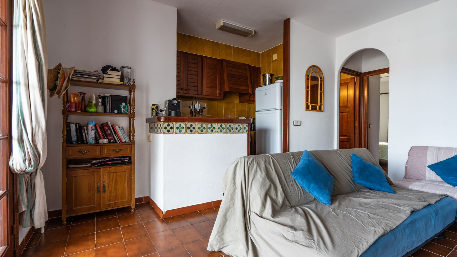Apartment in Cala'n Porter Ref: V2709 8