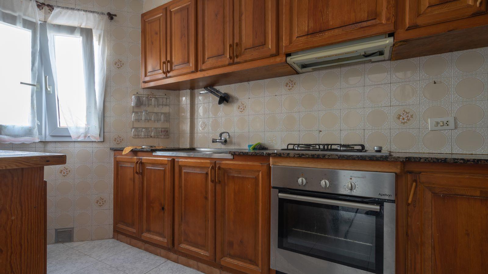 Flat in Es Castell Ref: V2717 4
