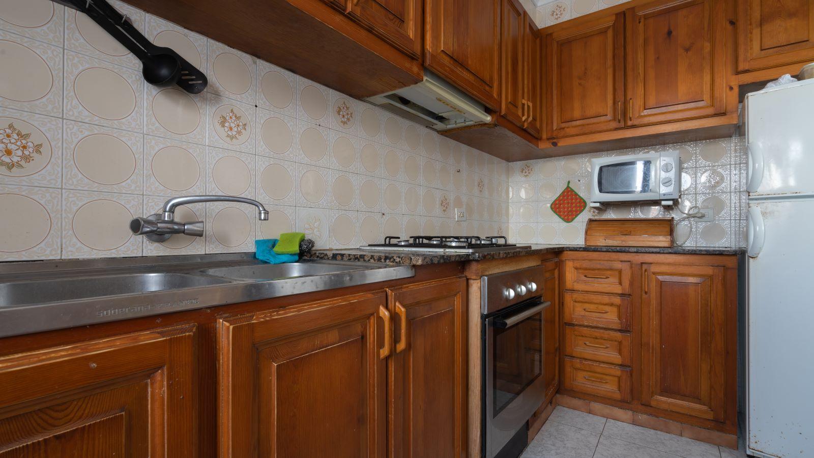 Flat in Es Castell Ref: V2717 5