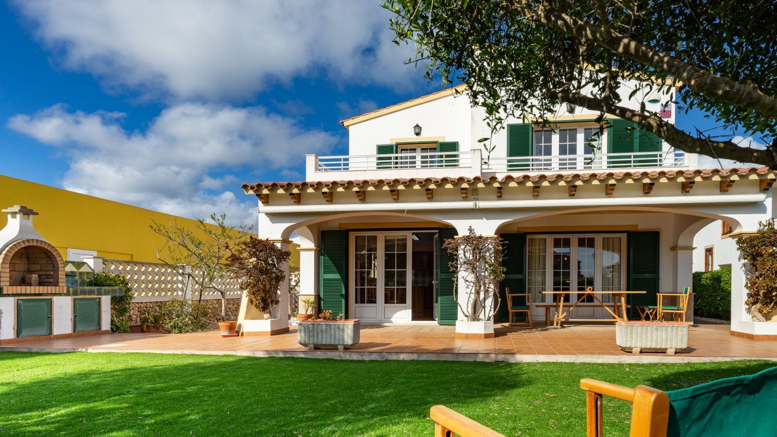 Villa in Es Migjorn Gran Ref: V2735 2