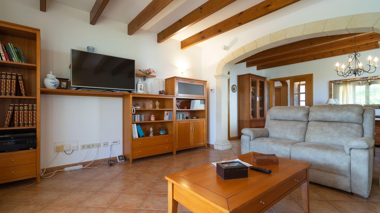 Villa in Es Migjorn Gran Ref: V2735 17