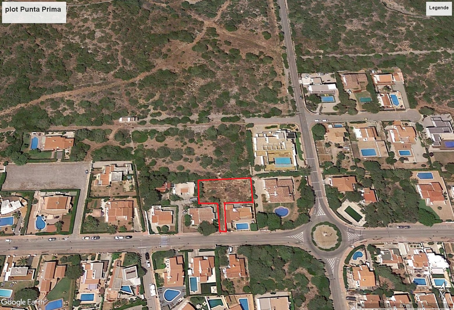 Plot in Punta Prima Ref: V2793 1