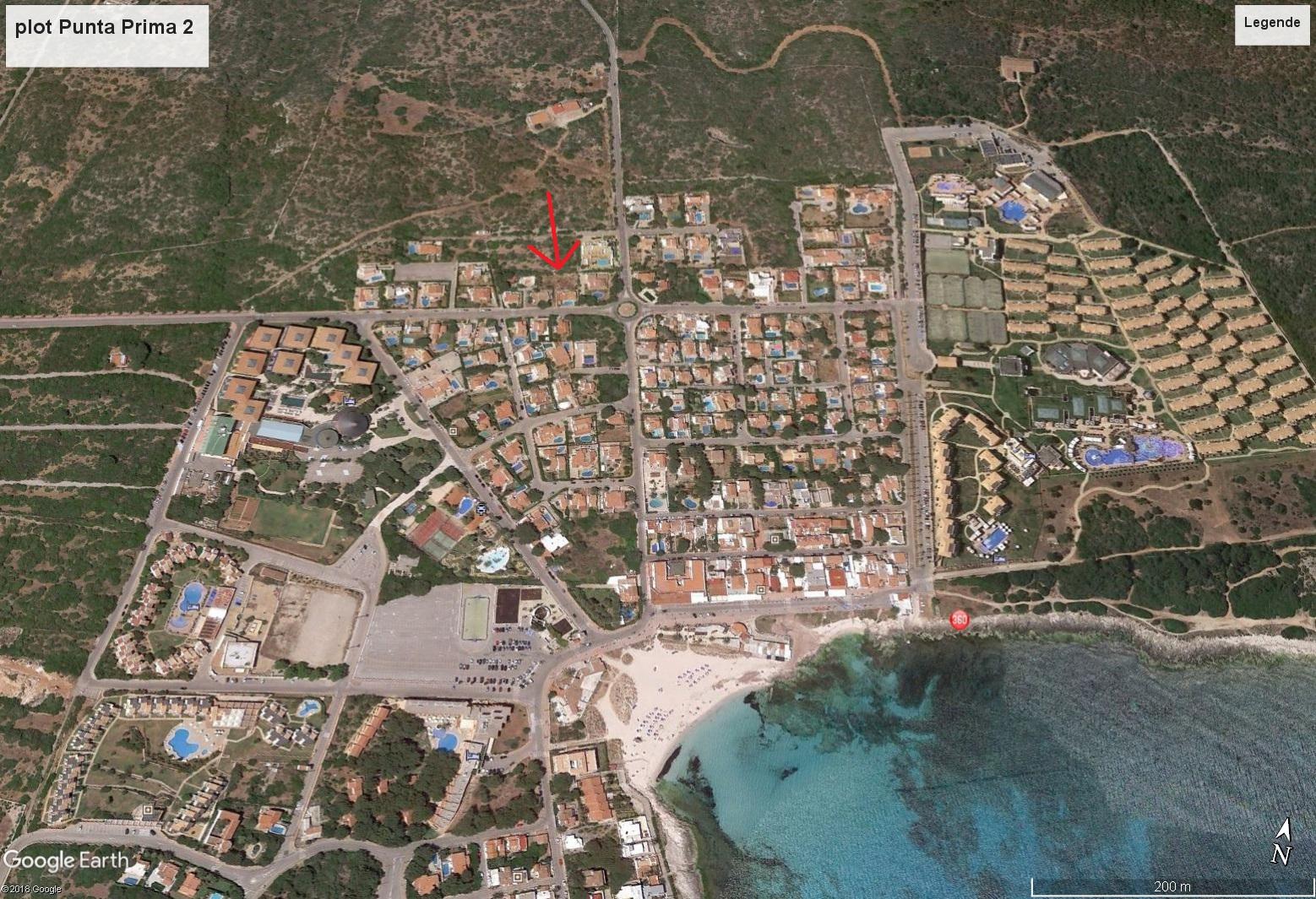 Plot in Punta Prima Ref: V2793 2