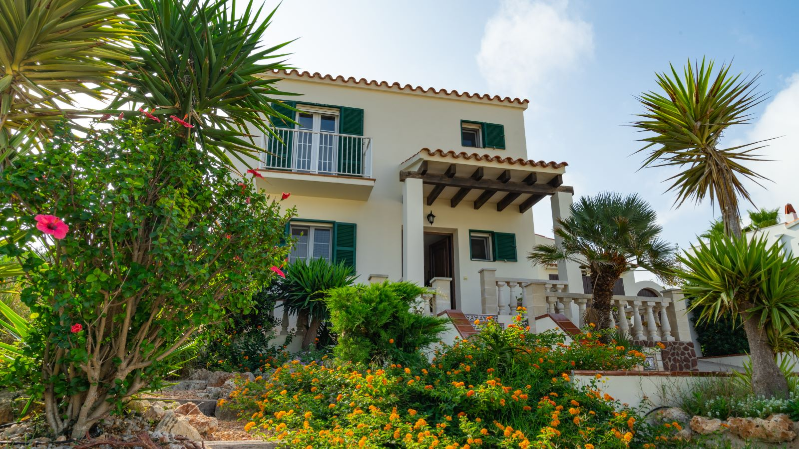 Villa in Addaia Ref: V2799 1