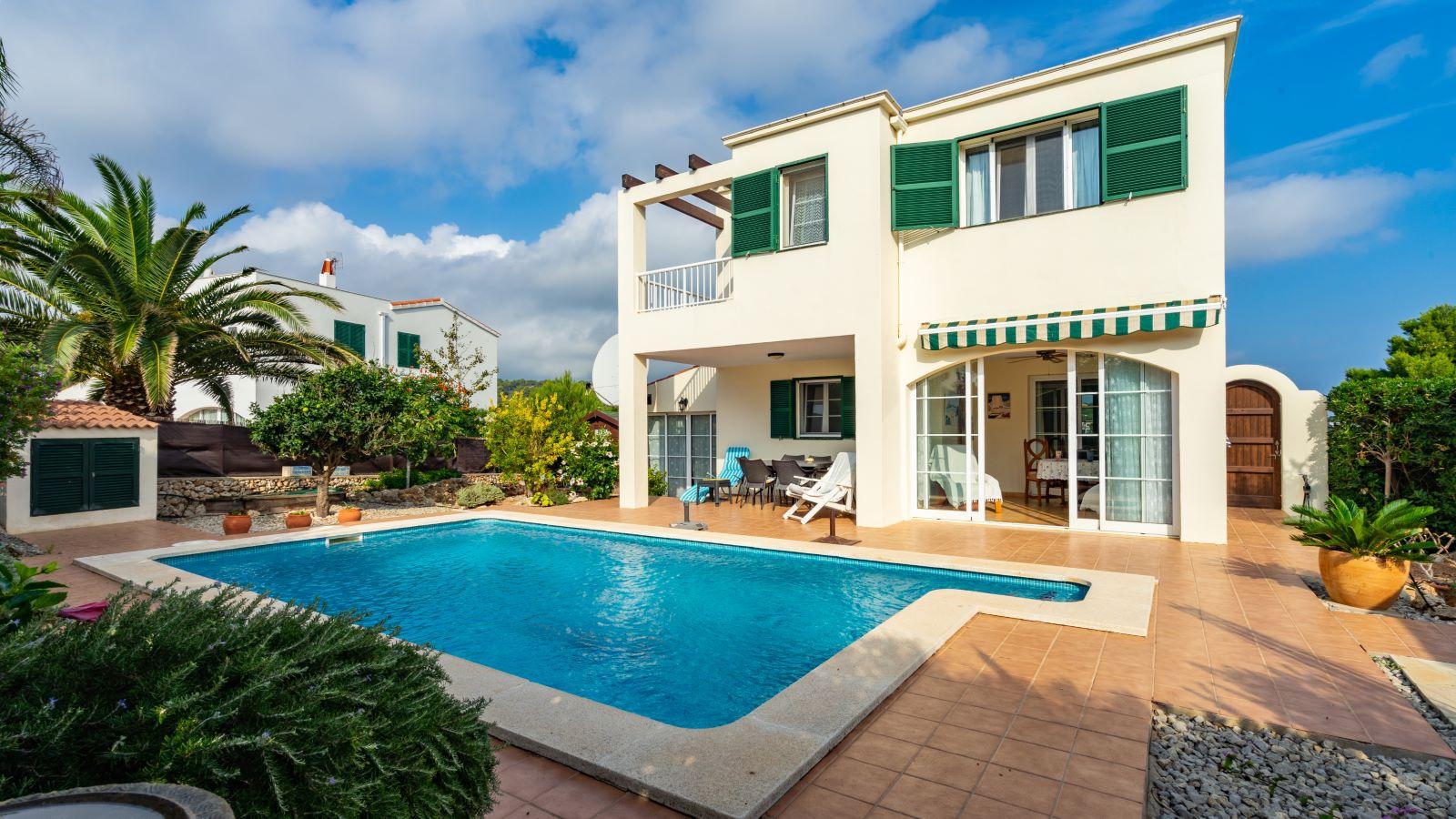 Villa in Addaia Ref: V2799 5