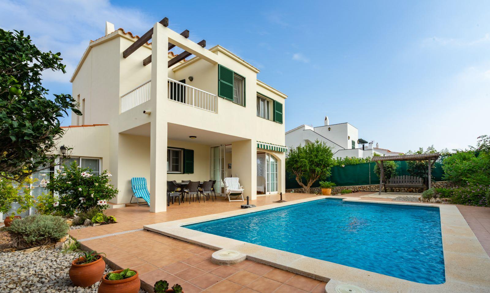 Villa in Addaia Ref: V2799 6