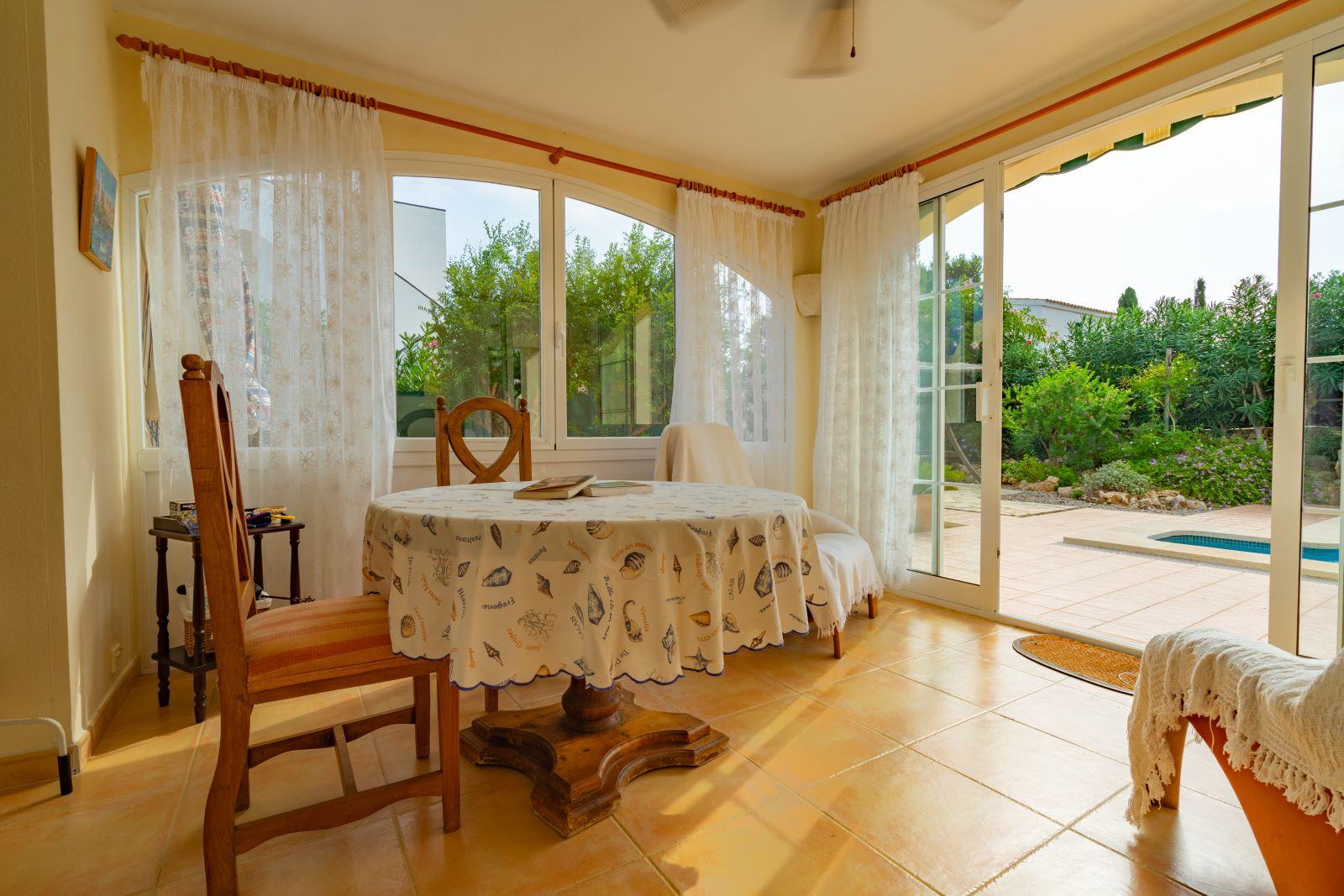 Villa in Addaia Ref: V2799 18