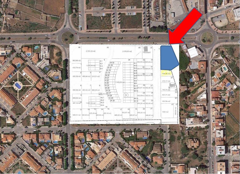 Plot in Mahón Ref: VSM2806 1