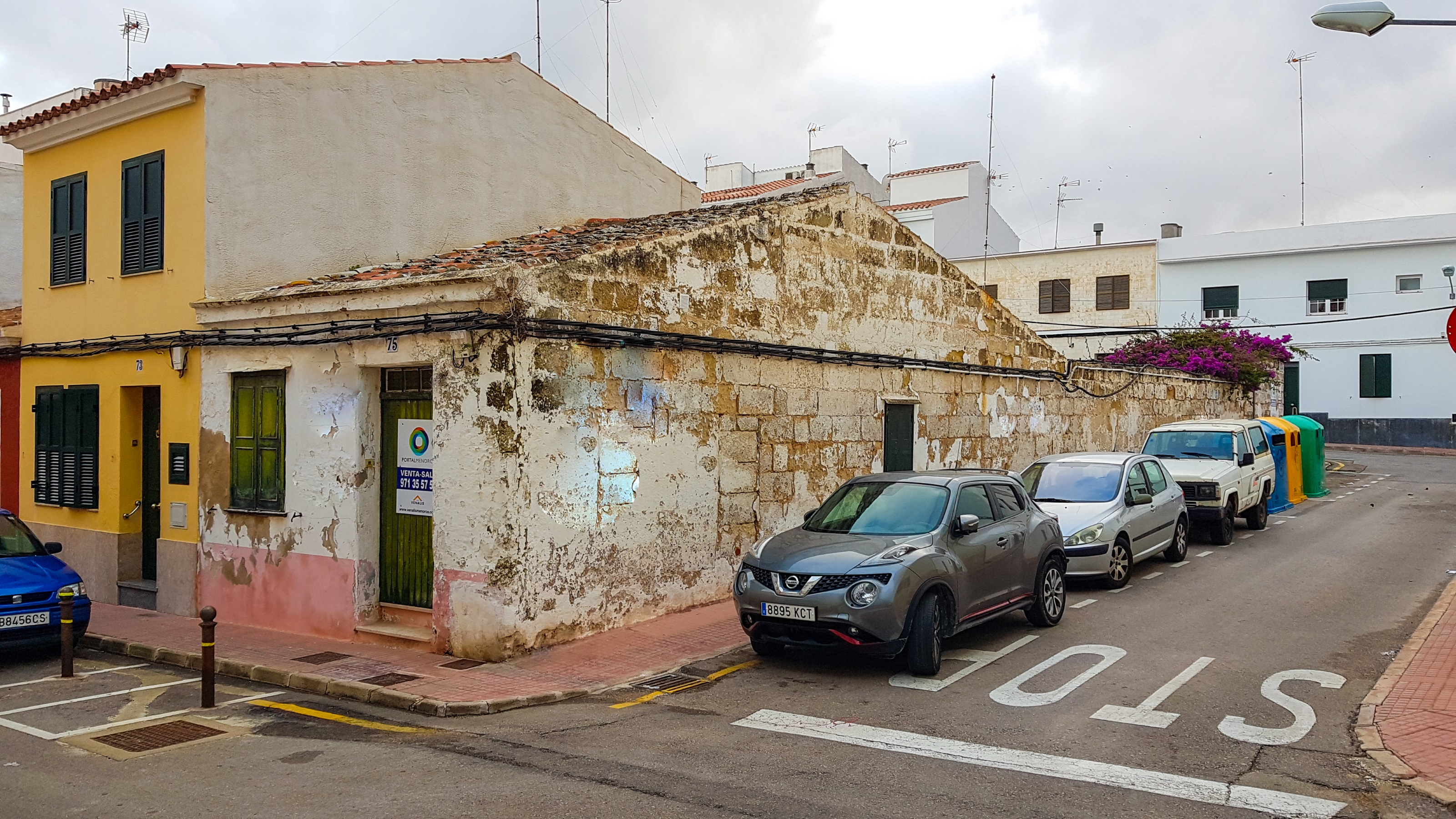House in Es Castell Ref: V2823 1