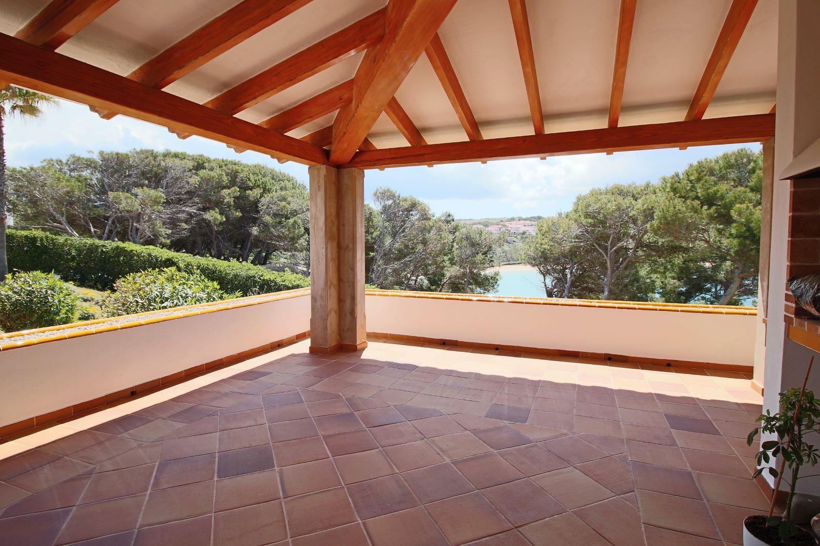 Villa in Arenal d'en Castell Ref: V2147 12