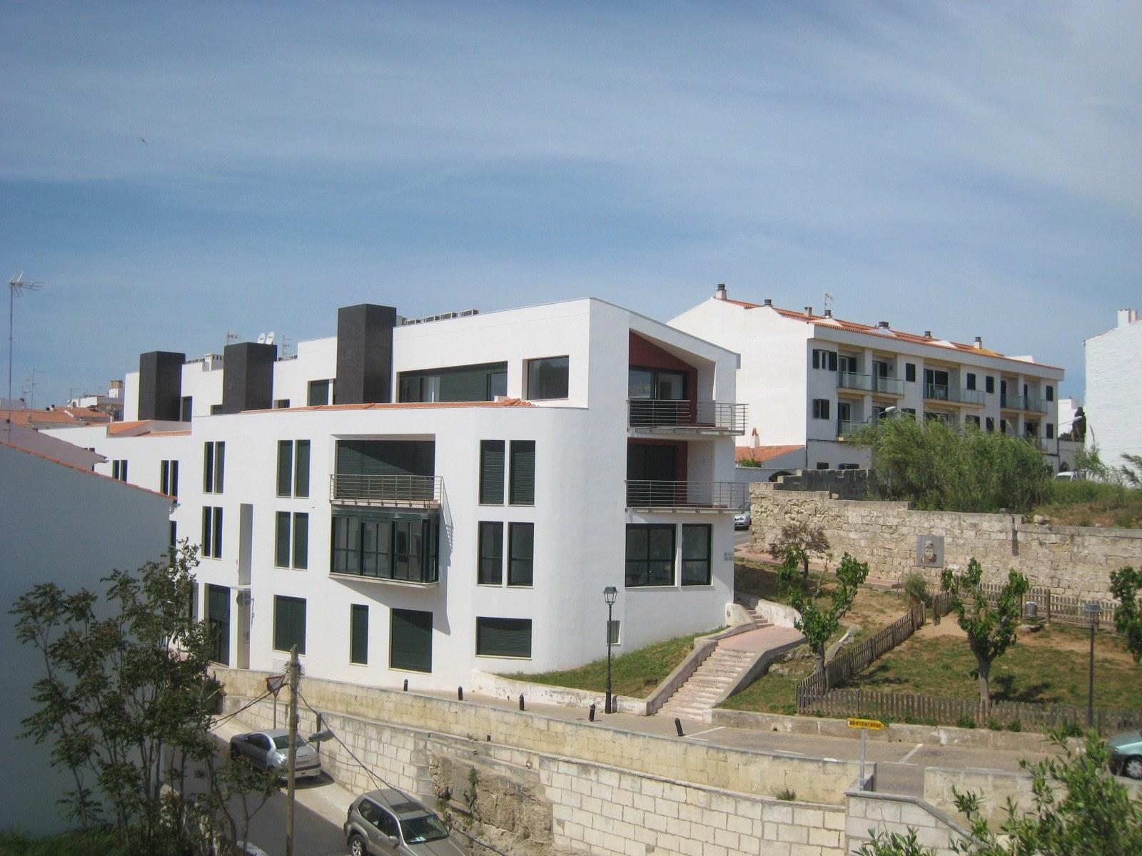 Flat in Es Castell Ref: V2138 (9) 1