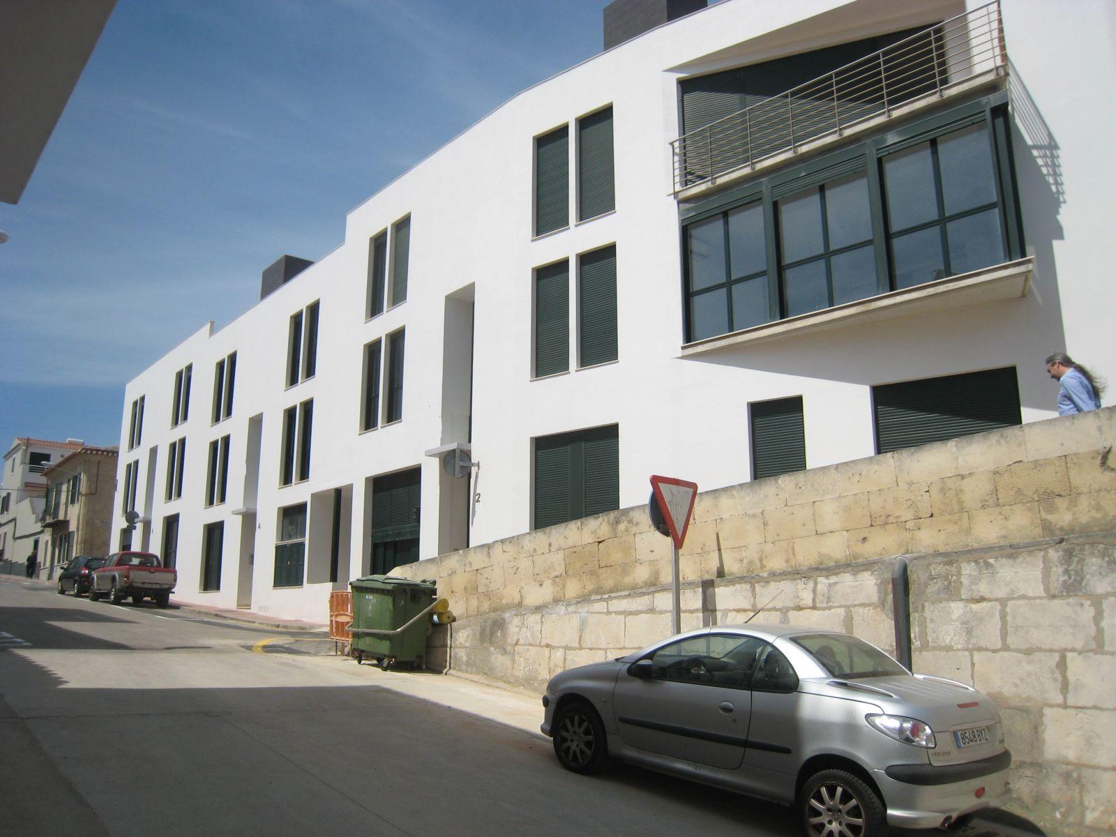 Flat in Es Castell Ref: V2138 (9) 3