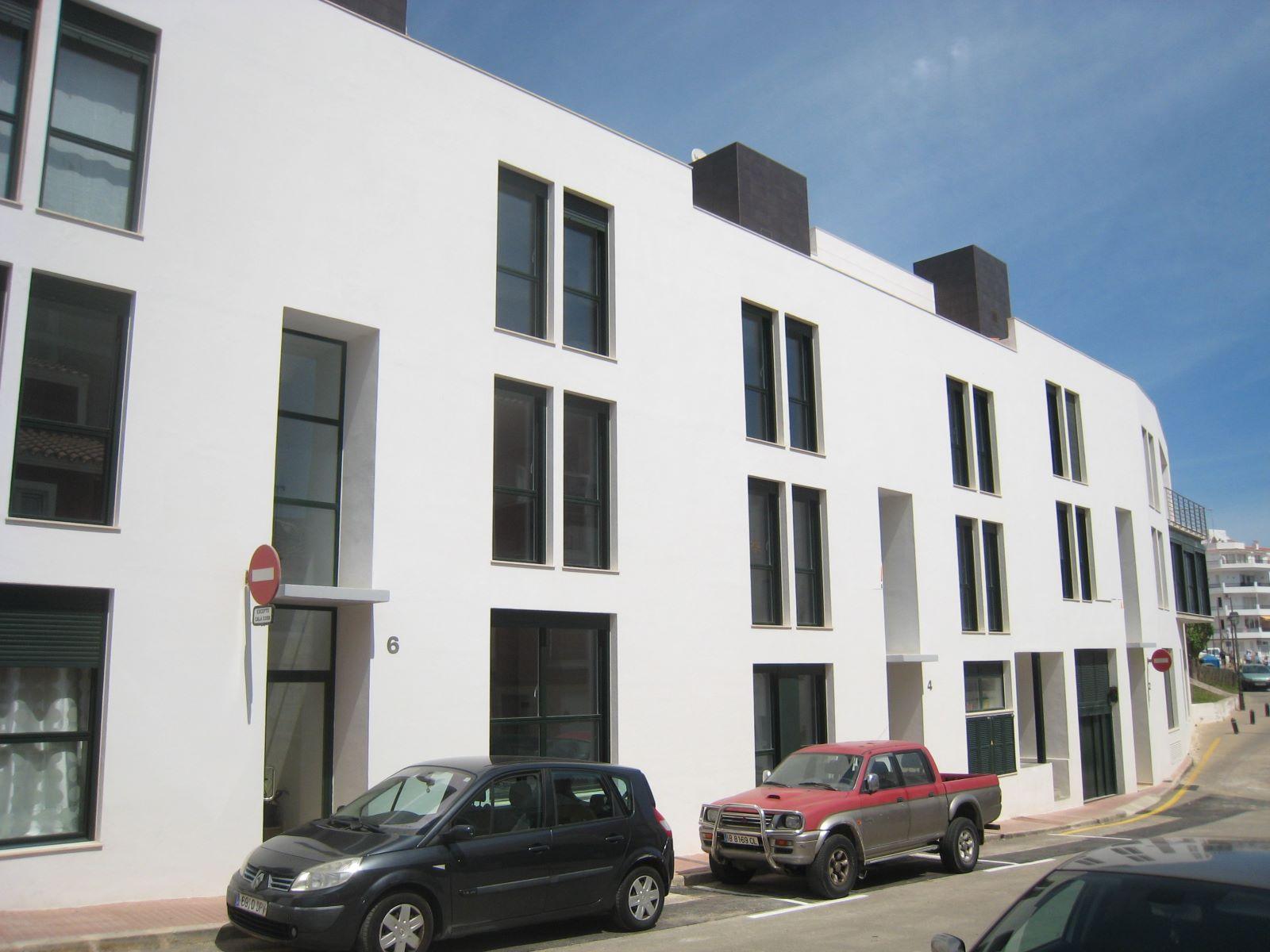 Wohnung in Es Castell Ref: V2138 (16) 8