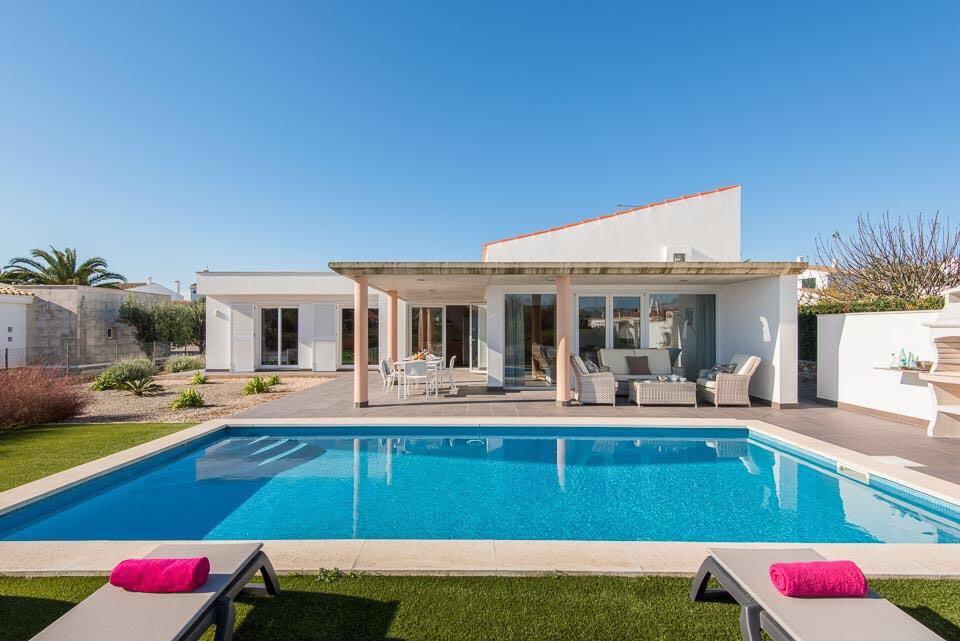 Villa in Binidali Ref: VH913 1