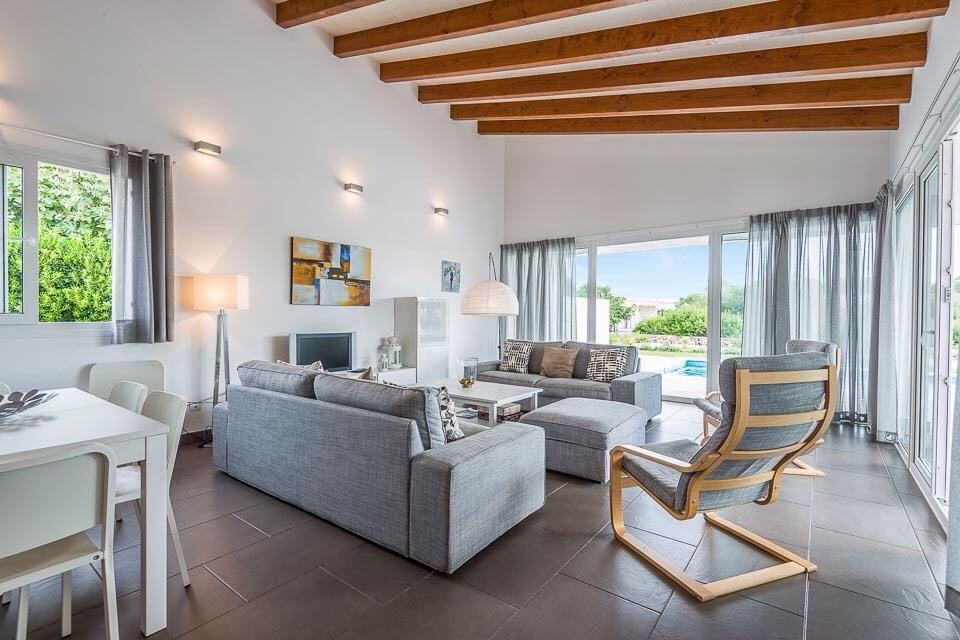 Villa in Binidali Ref: VH913 3