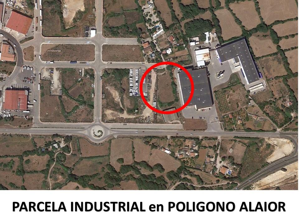 Plot in Alaior Ref: V957 1