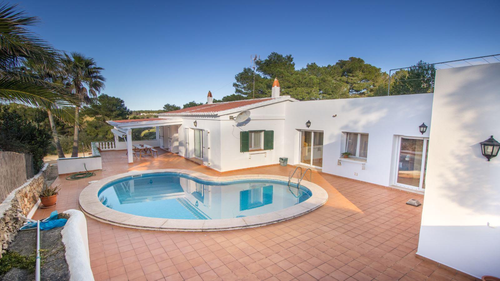 Villa in Addaia Ref: V1714 3
