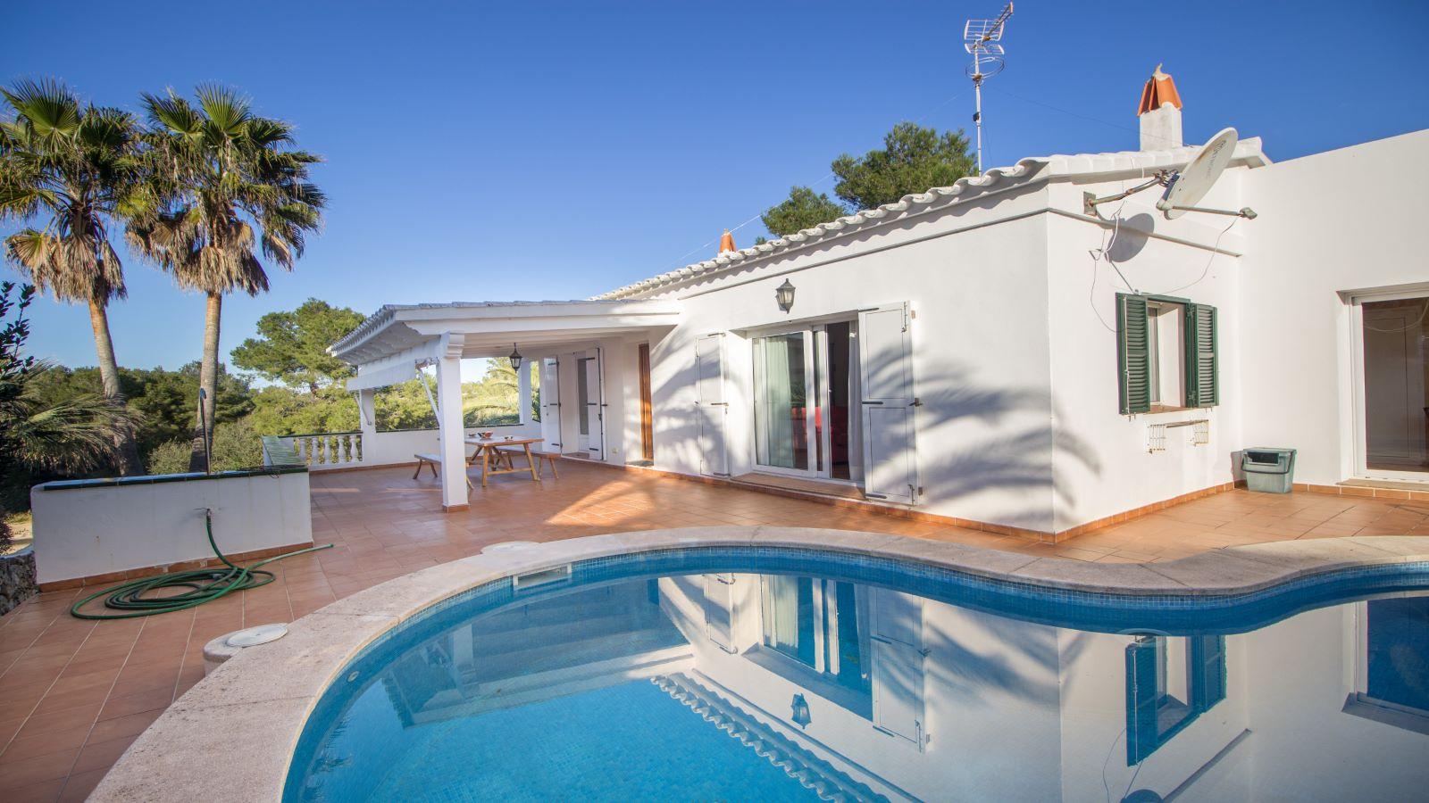 Villa in Addaia Ref: V1714 5