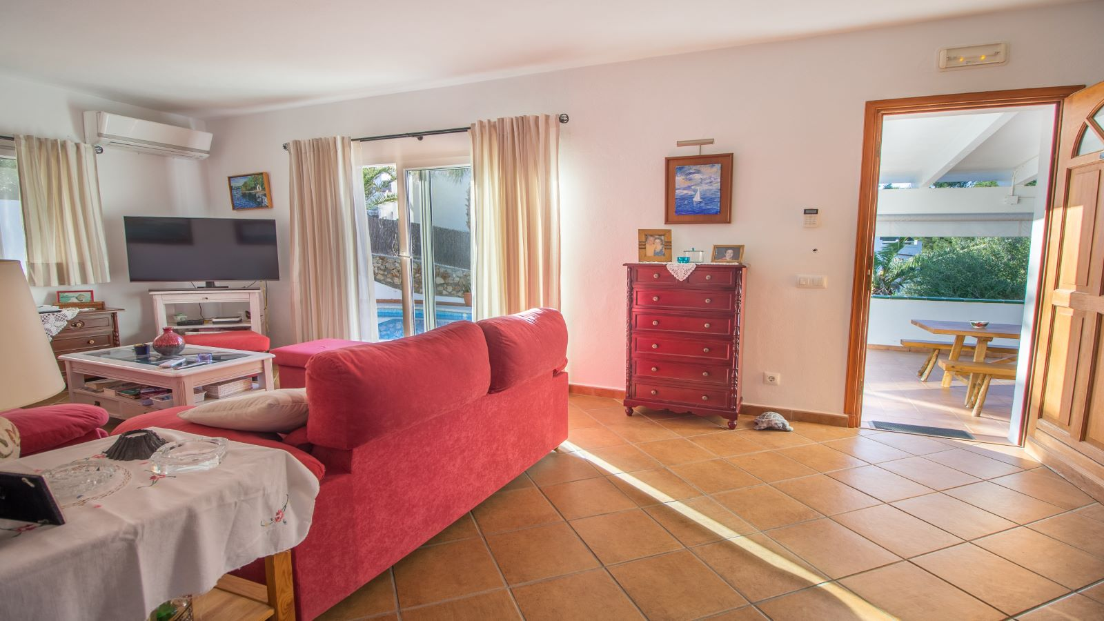 Villa in Addaia Ref: V1714 11
