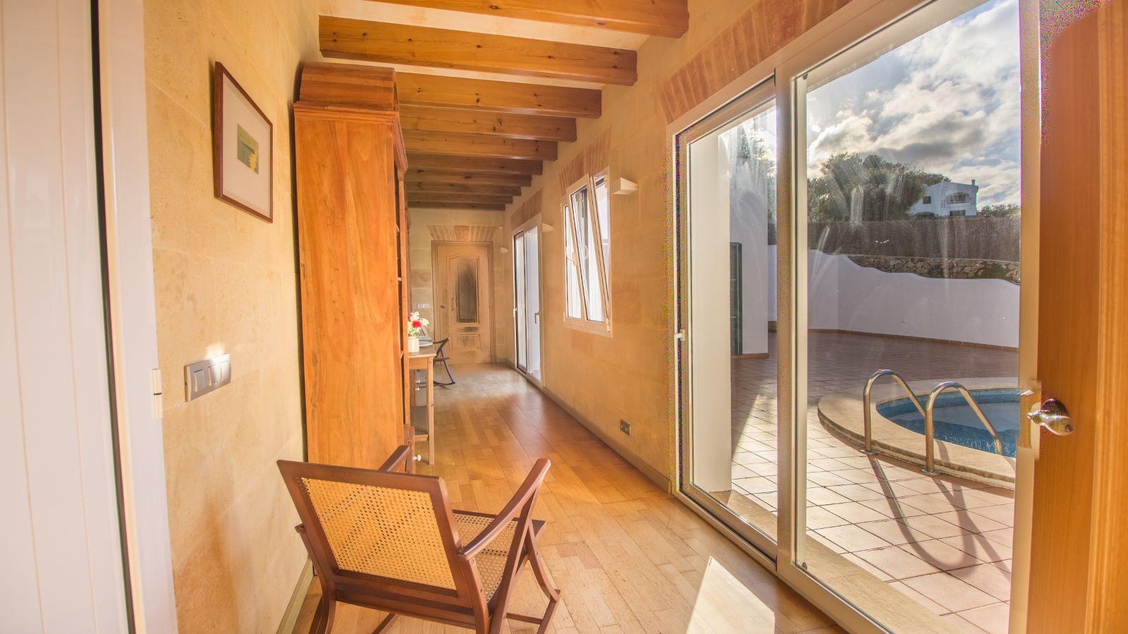 Villa in Addaia Ref: V1714 15