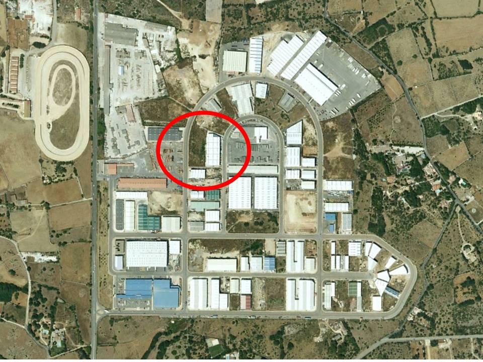 Industrial Plot in Sant Lluís Ref: V2459 1