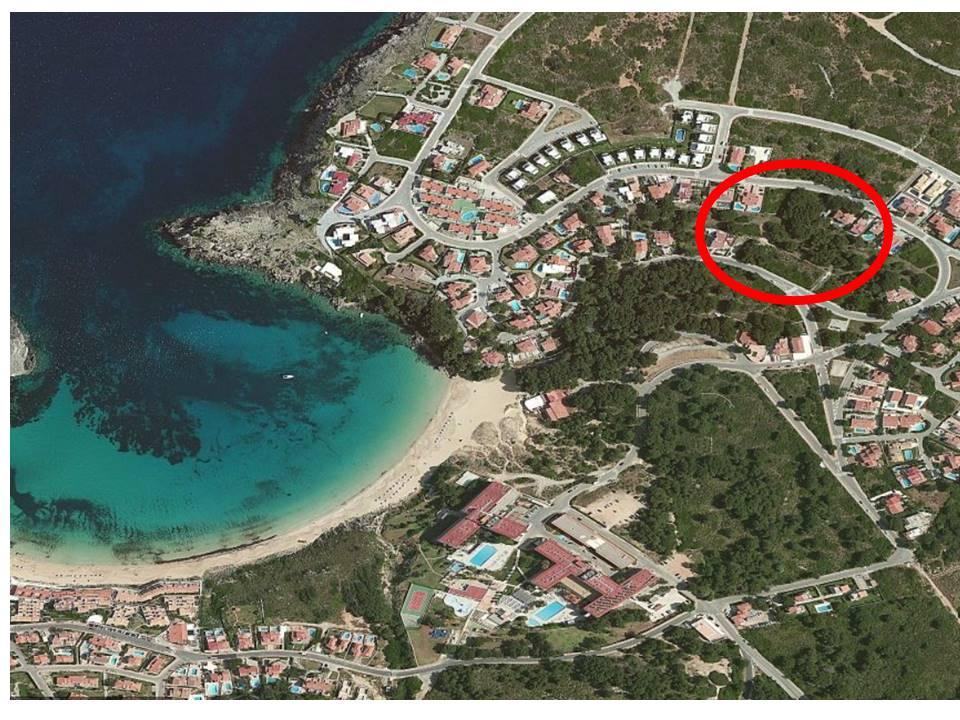 Parcela en Punta Grossa Ref: V2498 4