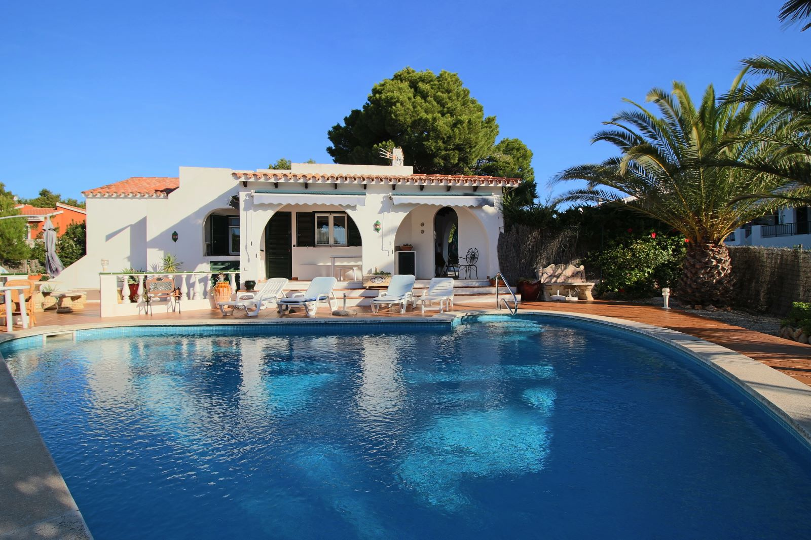 Villa in Son Parc Ref: V2531 1