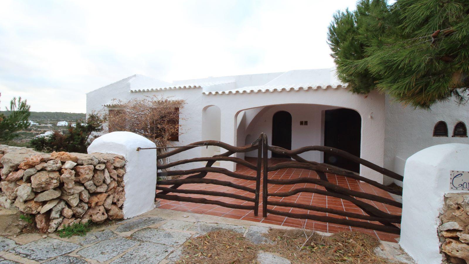 Villa in Cala Morell Ref: V2568 4