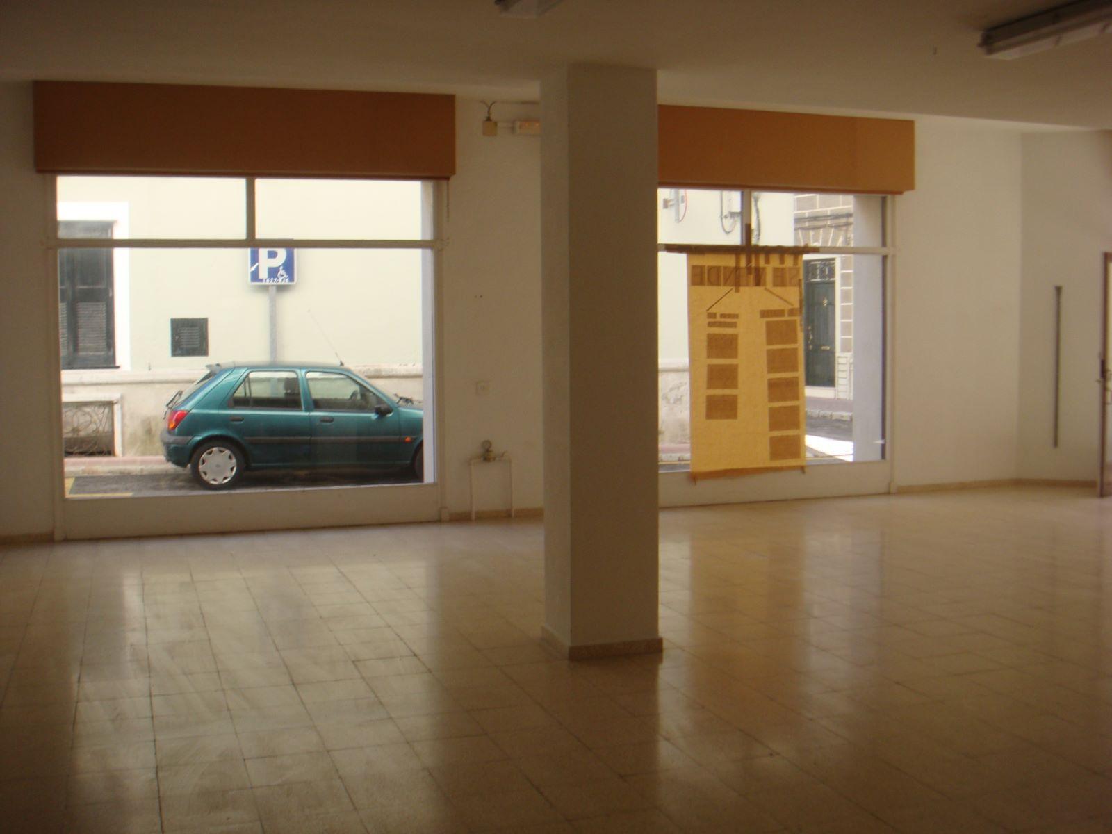 Local comercial en Mahón Ref: V1641 1