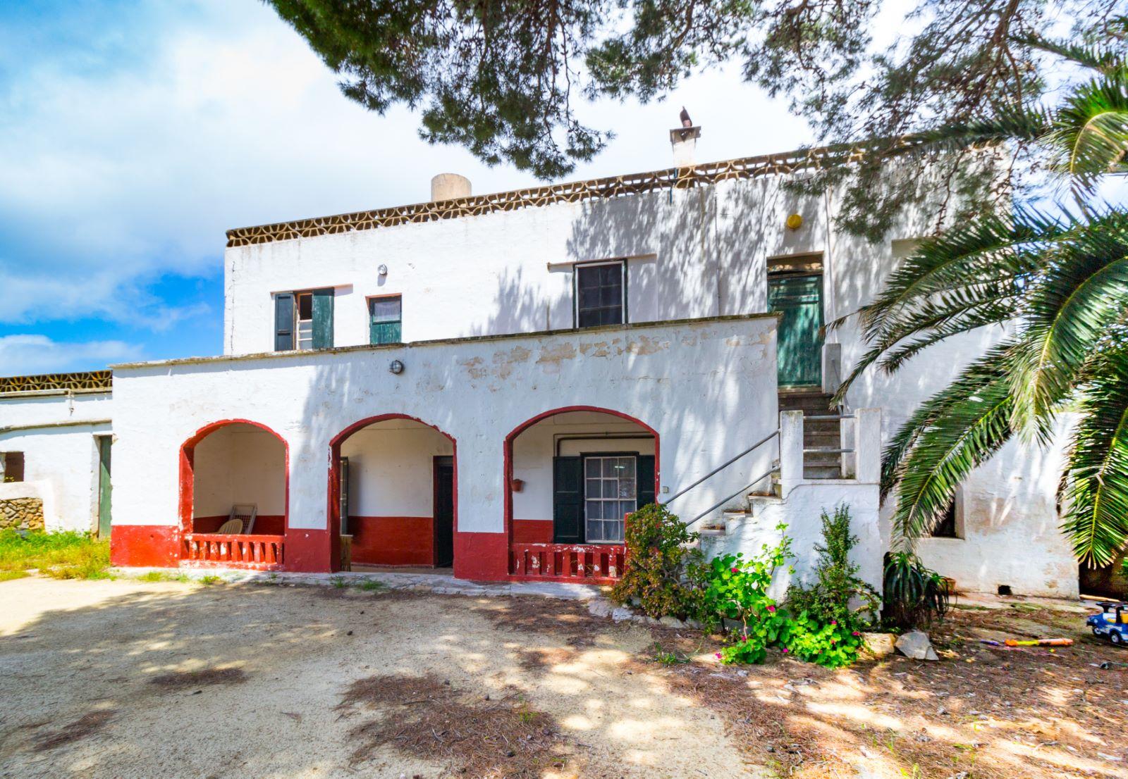 Agricultural property in Es Mercadal Ref: V2600 6