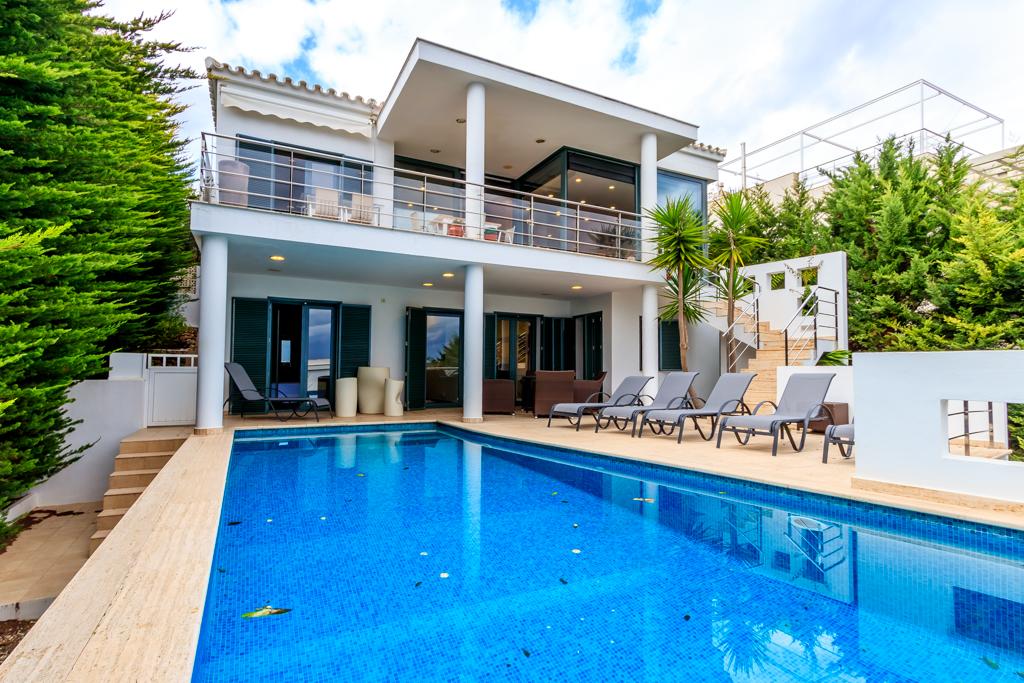 Villa in Fornells Ref: V2616 1