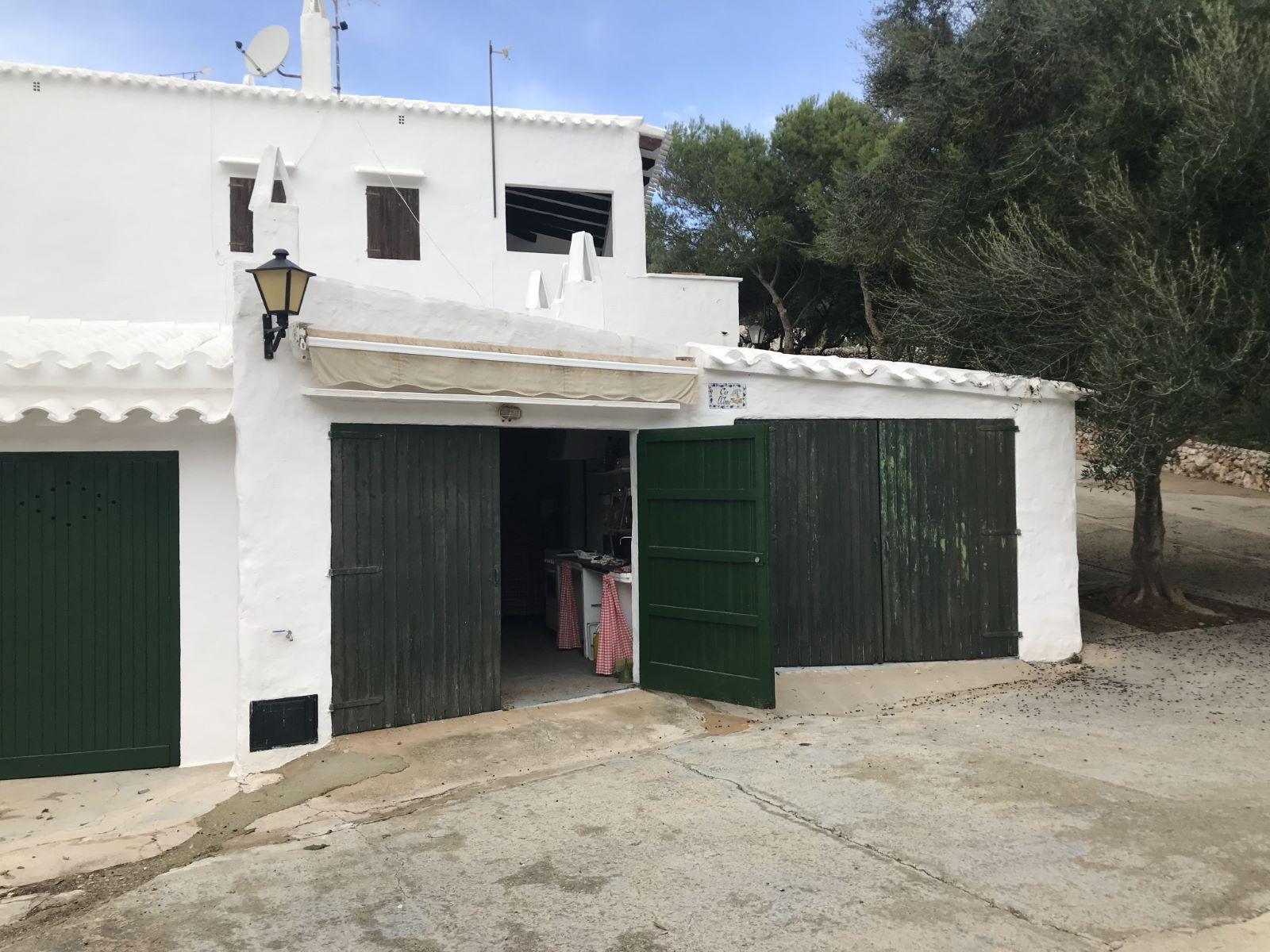 Garage in Binibeca Vell Ref: S2683 2