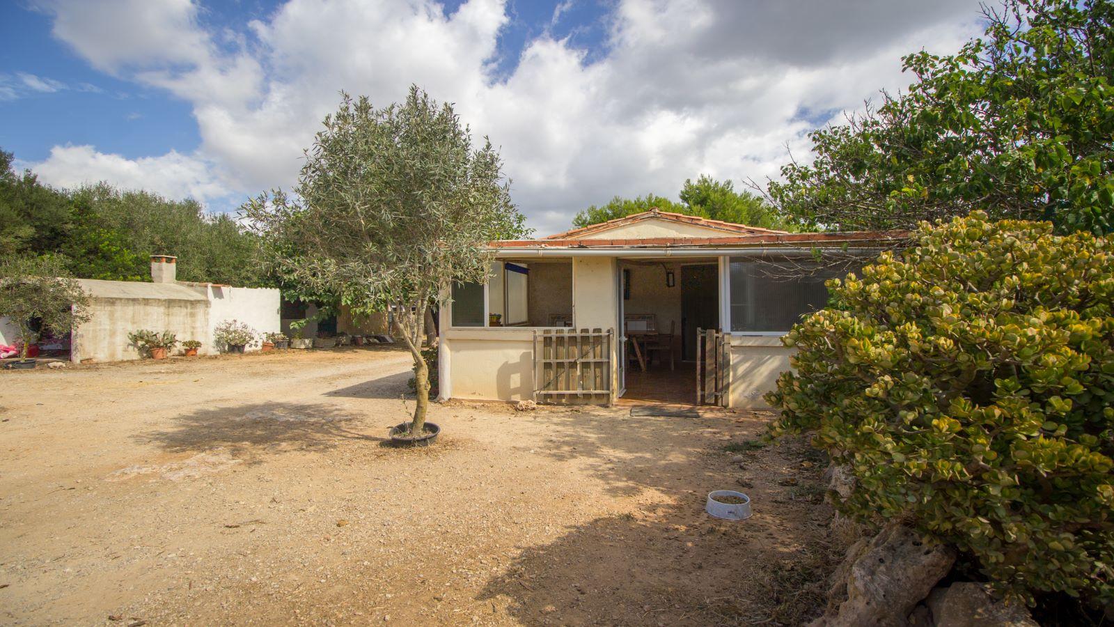 Casa de campo en Binissaida Ref: S2756 2