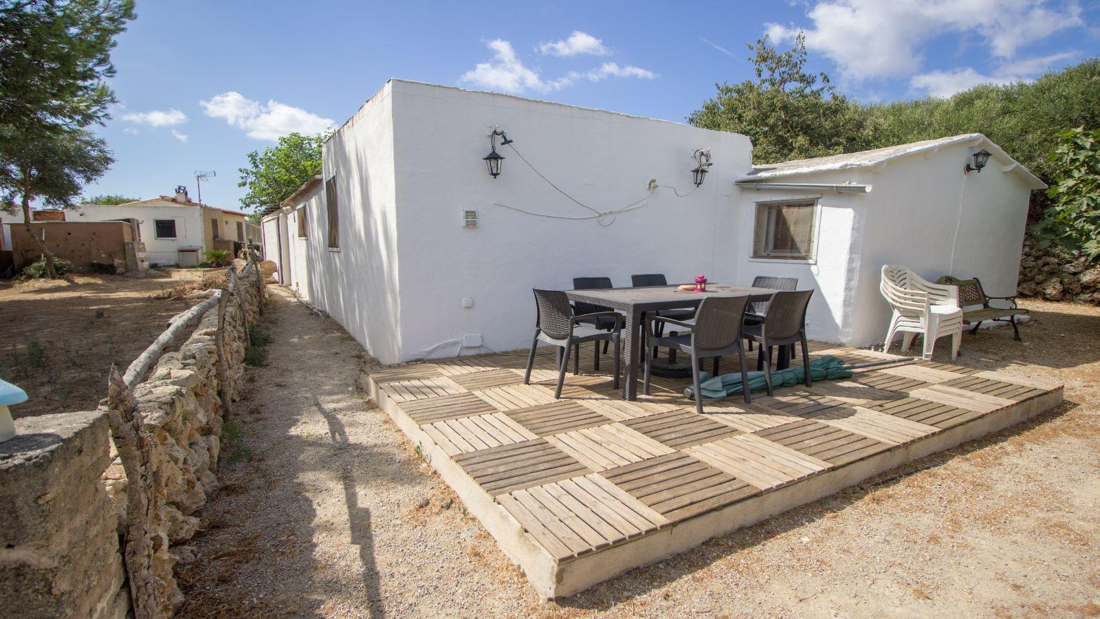 Casa de campo en Binissaida Ref: S2756 40