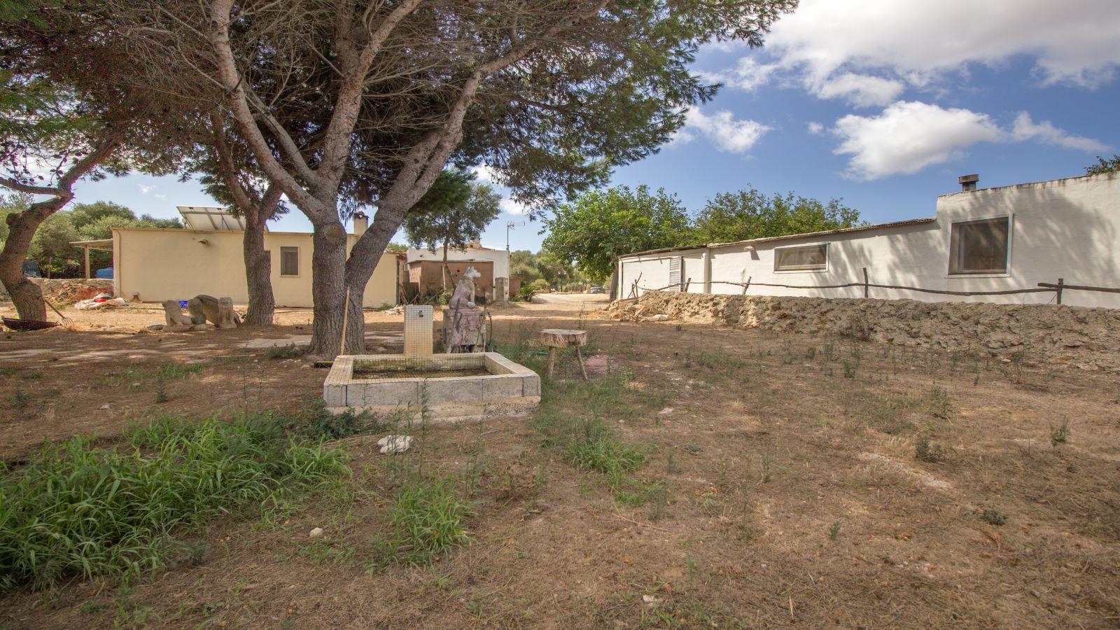 Casa de campo en Binissaida Ref: S2756 49