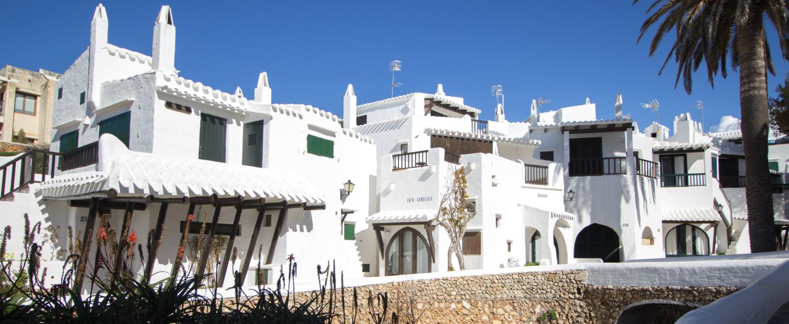Wohnung in Binibeca Vell Ref: S2157 2