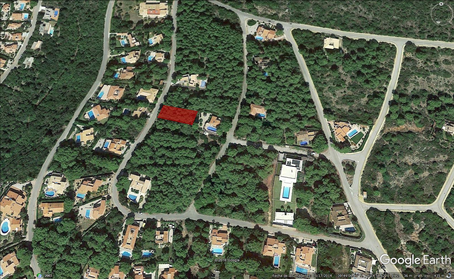 Plot in S'Atalaia Ref: S168 2