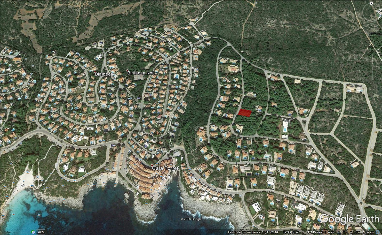 Plot in S'Atalaia Ref: S169 1