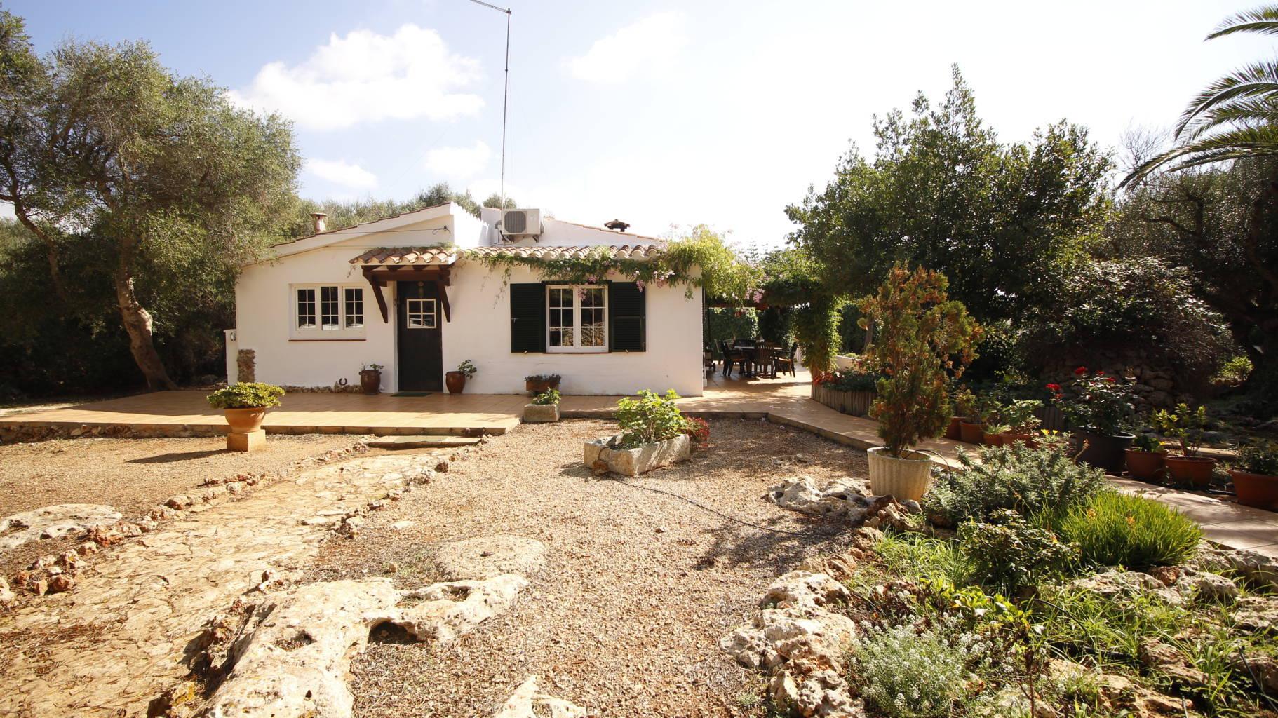 Landhaus in Binifadet Ref: S1733 25