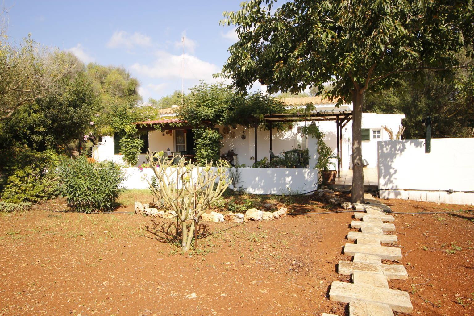 Landhaus in Binifadet Ref: S1733 32