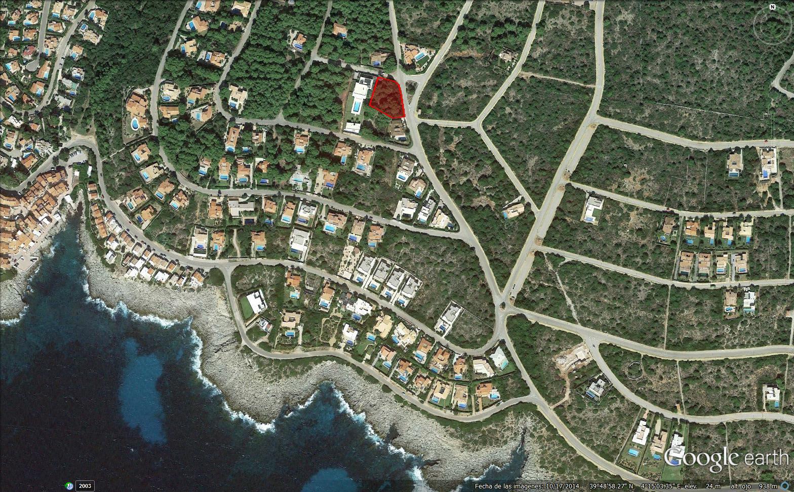Plot in S'Atalaia Ref: S185 1