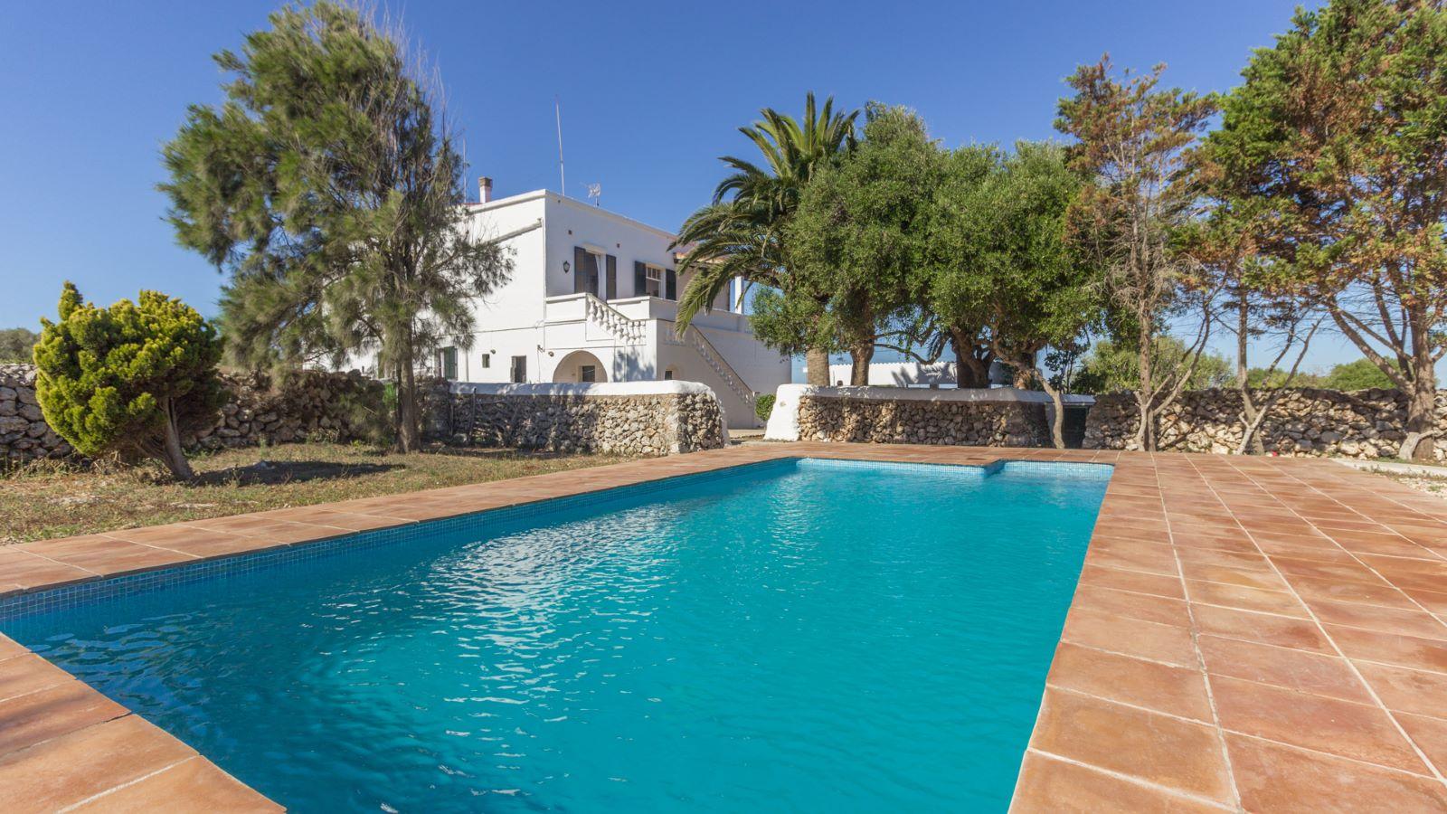 Landhaus in Ciutadella Ref: S1819 2