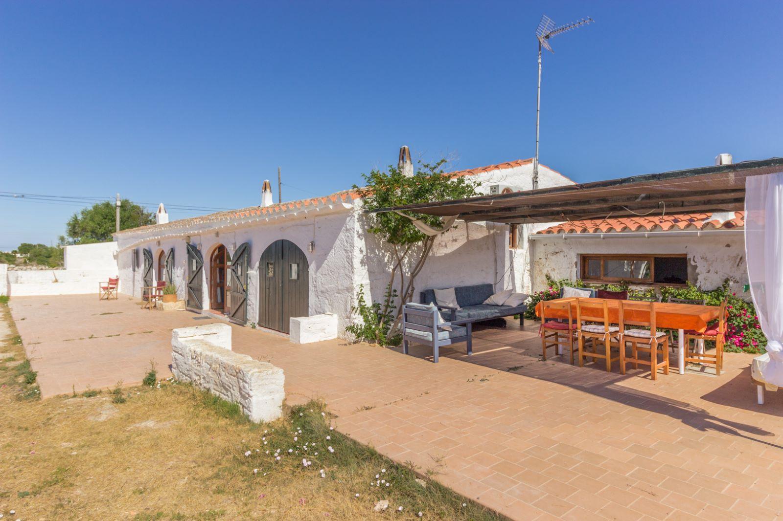 Casa de campo en Ciutadella Ref: S1819 22