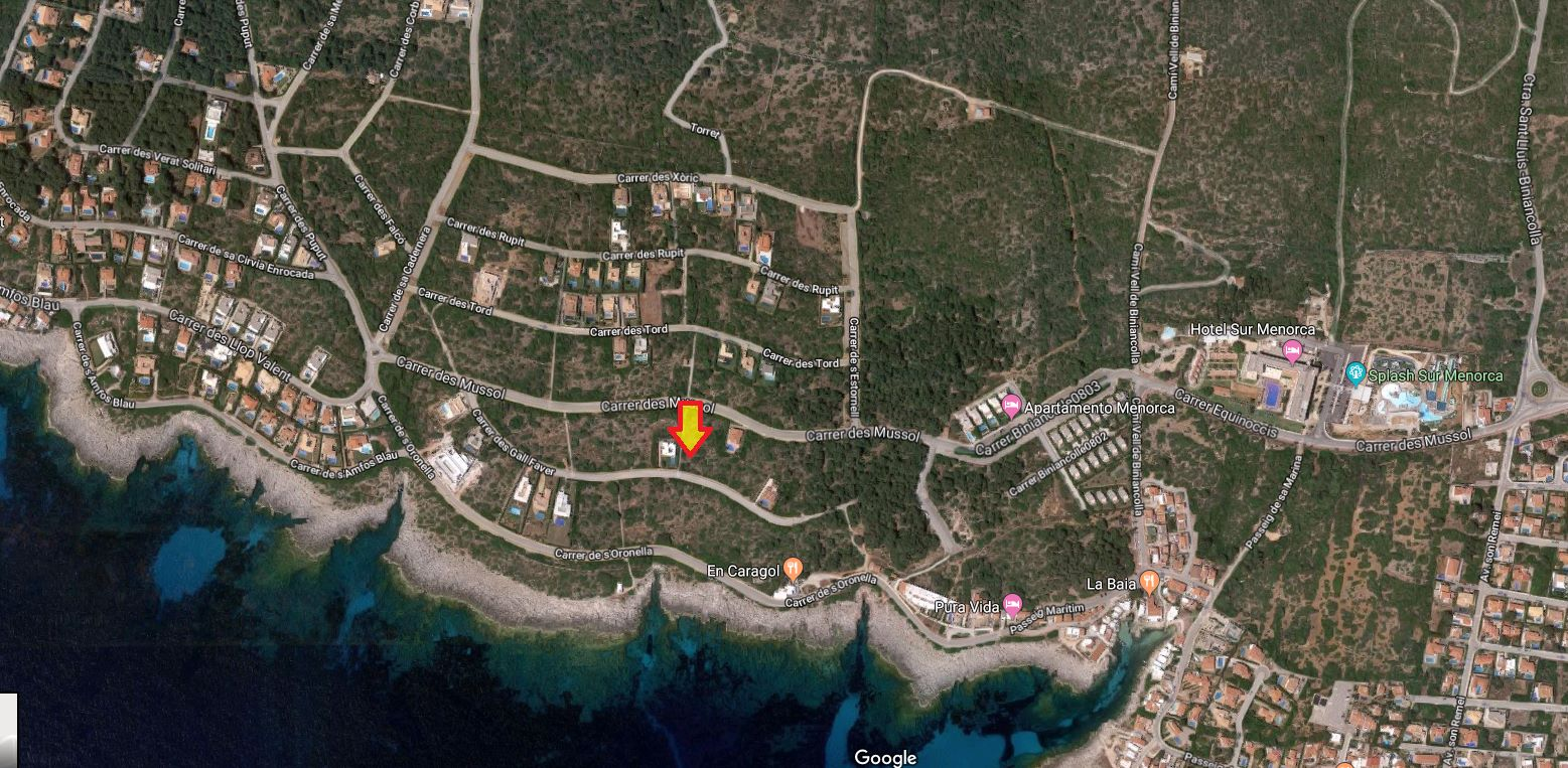 Terrain à Torret de Baix Ref: S324 2