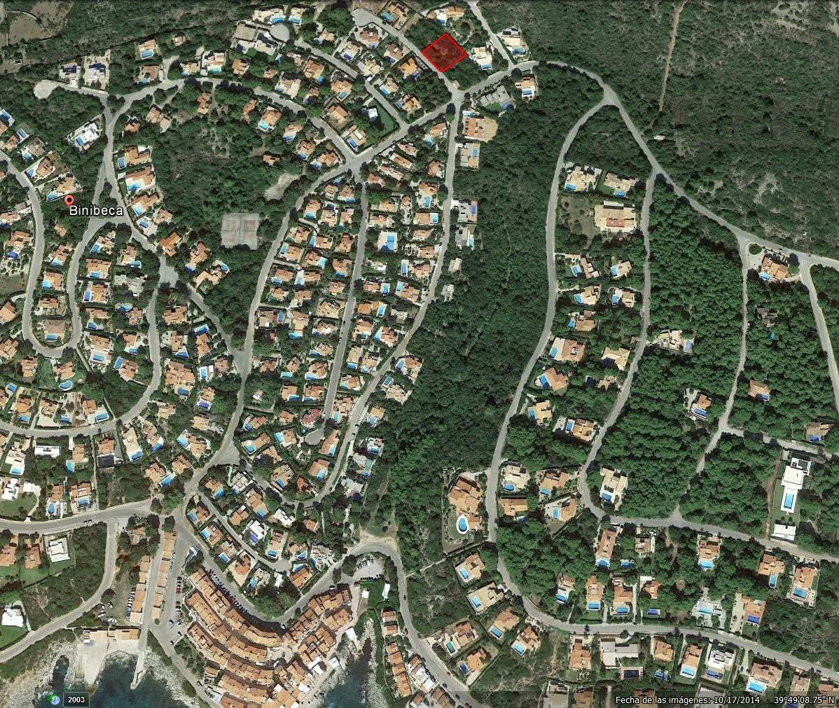 Lotto in Binibeca Nou Ref: S136 1