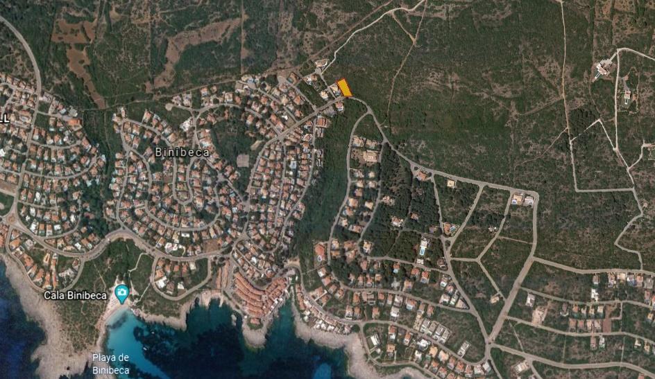 Plot in Binibeca Nou Ref: S138 2